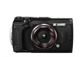 Olympus digital camera Tough TG-6 (black)