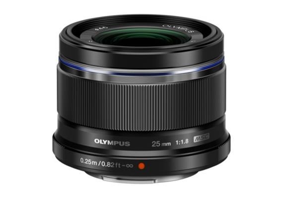 Olympus lens M.Zuiko Digital 25mm 1:1.8 (black)