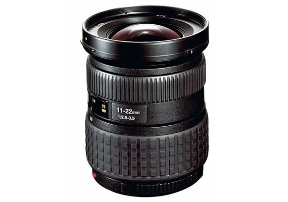Olympus lens Zuiko Digital 11-22mm 1:2.8-3.5 (black)