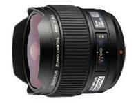 Olympus lens Zuiko Digital ED 8mm Fisheye f3,5, black
