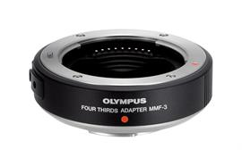 Olympus MMF-3 Four Thirds Adapter