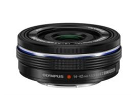 Olympus Objektiv M.Zuiko Digital ED 14-42mm EZ Pancake, black