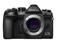 Olympus OM-D camera E-M1 Mark III (black)