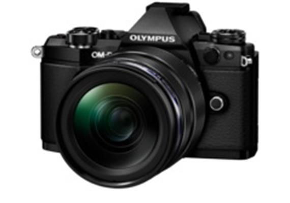 Olympus OM-D camera E-M5II Kit 12-40PRO (black/black)