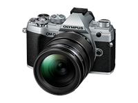 Olympus OMD camera E-M5III 12-40mm Kit (silver/black)