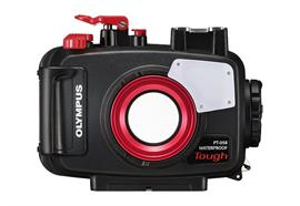 Olympus underwater housing PT-058 (for Olympus TG-5)
