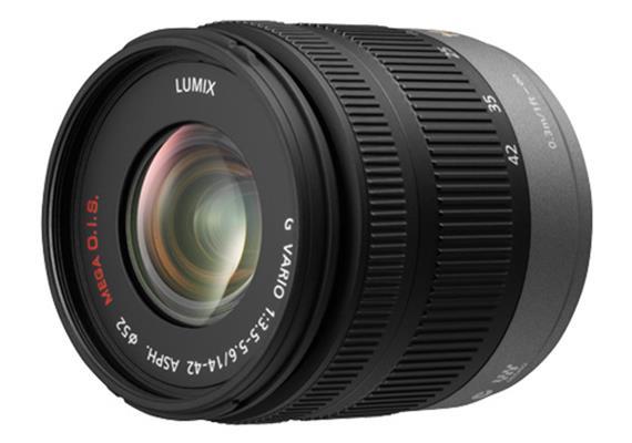 Panasonic Lens LUMIX G-Vario 14-42mm ASPH / Mega O.I.S. f3,5-5,6