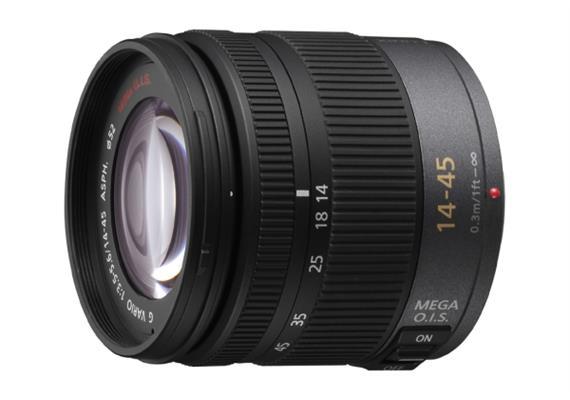 Panasonic Objektiv Lumix G Vario 14-45mm/f 3.5-5.6