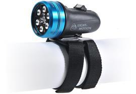 RENTAL: Light&Motion Tauchlampe Sola Dive 1200