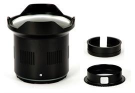 RENTAL: Nauticam Port + Zoomring für Olympus Objektiv 9-18mm