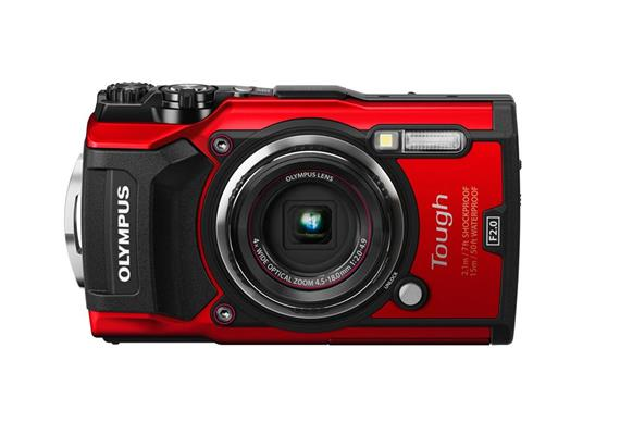 RENTAL:Olympus Kompaktkamera TG-3 (wasserdicht bis 15m) - 1 Woche