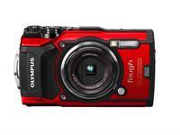 RENTAL:Olympus Kompaktkamera TG-3 (wasserdicht bis 15m) - 2 Wochen