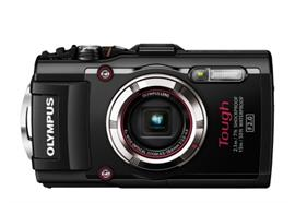 RENTAL:Olympus Kompaktkamera TG-3 (wasserdicht bis 15m)
