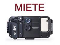RENTAL: WeeFine underwater housing WFH01 Dive+ for Smartphones (iPhone and Android)
