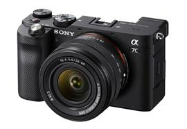 Sony Alpha A7C Kit 28-60mm Black