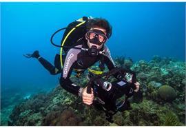Videografie Kurs im Wasser: Grundkurs für Einsteiger