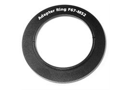 WeeFine Adapter ring (step-up) M52 - F67