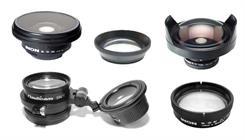 Wet lenses