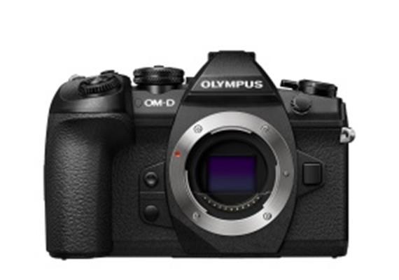Appareil photo Olympus OM-D E-M1 Mark II Body (noir)