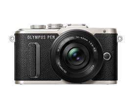 Appareil photo Olympus PEN E-PL8 Pncake Zoom Kit 14-42 (noir/noi