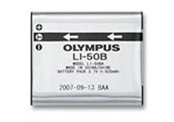 Batterie Olympus Li-50B