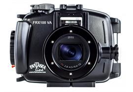 Caisson étanche Fantasea FRX100 VA M16 pour Sony DSC-RX100III / RX100IV / RX100V / RX100VA