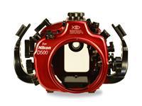 Caisson étanche Isotta D500 pour Nikon D500 (sans hublot / sans prise électronique)