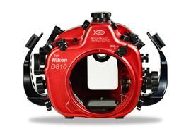 Caisson étanche Isotta D810 pour Nikon D810 (sans hublot / sans prise électronique)