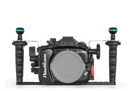 Caisson étanche Nauticam NA-EOSM50II pour Canon EOS M50II camera (sans hublot)