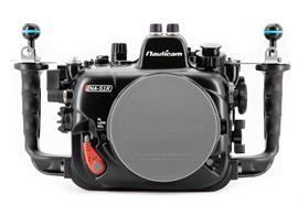 Caisson étanche Nauticam NA-S1R pour Panasonic S1R (valve vacuum inclus - sans hublot)