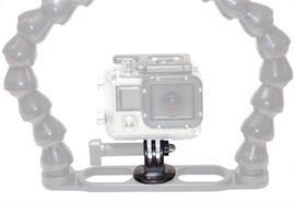 GoPro tripod adapter (Aluminium)