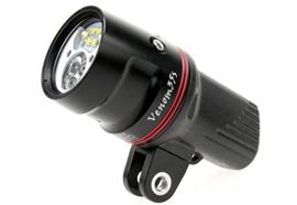 i-Torch video light Venom 35s (black)