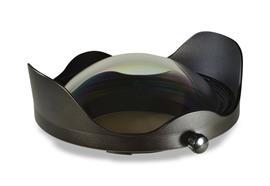 """Isotta hublot dome 6"""" en polycarbonat pour caissons Isotta Reflex"""