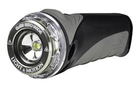Light&Motion GoBe 850 Wide (noir/anthrazit)