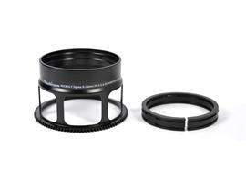 Nauticam bague focus RSC816-F pour Sigma 8-16mm F4.5-5.6 DC HSM (pour système RED)