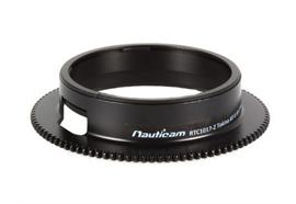 Nauticam bague zoom RTC1017-Z pour Tokina AT-X 10-17mm F3.5-4.5 Fisheye DX (p. système RED