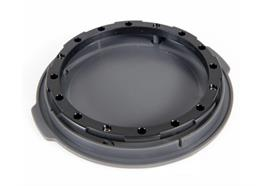 Nauticam housing cap with bayonet ring for Nauticam SLR housings with N120 port hole