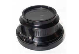 Occasion: Nauticam N100 Flat Port 32 f. Sony FE 28mm F2