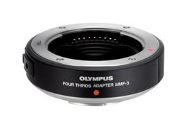 Olympus Adaptateur Four Thirds MMF-3