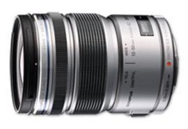 Olympus objectif M.Zuiko Digital ED 12-50mm 1:3.5-6.3 EZ (argent)