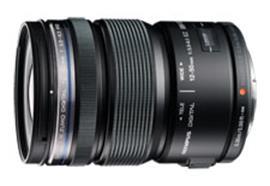 Olympus objectif M.Zuiko Digital ED 12-50mm 1:3.5-6.3 EZ (noir)