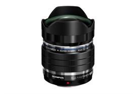 Olympus objectif M.Zuiko Digital ED 8mm 1:1.8 Fisheye PRO (noir)
