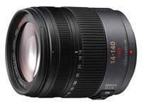 Panasonic Objectif LUMIX G-Vario 14-140mm ASPH/O.I.S. f4,0-5,8