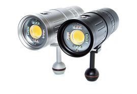 Scubalamp SUPE P53 Video - Focus - Strobe Light