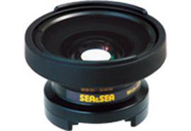 Sea&Sea Weitwinkellinse für DX-860G / DX-1200HD