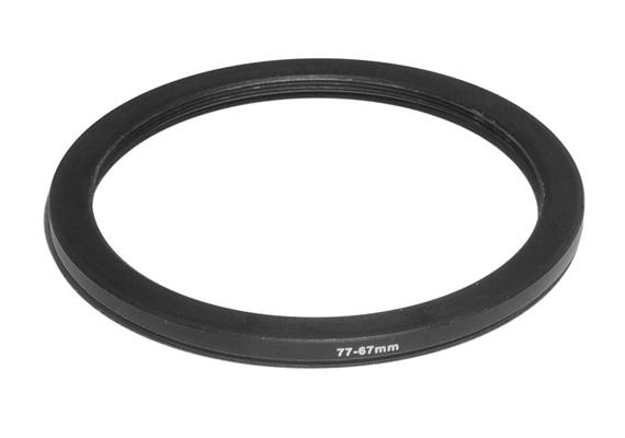 Step-Down Ring 77-67mm