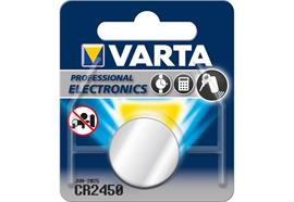 Varta CR 2450 Lithium 3.0V (1 pièces)