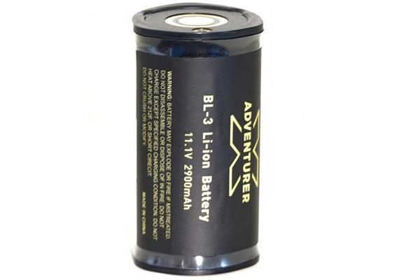 X-Adventurer Batterie pour Video Light M2600-WRUA / M3000-WRUA