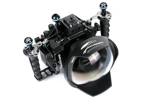 Zen hublot dôme DP-170-N85II pour caissons Nauticam MIL N85