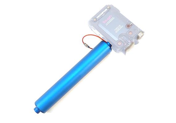 10bar Diver Rattle 150 - blu cyan